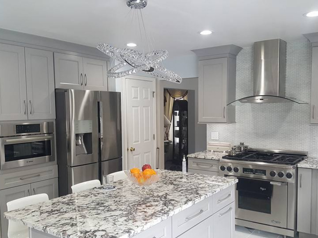 Our kitchen remodeling contractor will upgrade every part of your kitchen